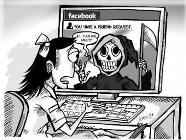 Funny Quotes About Facebook Addiction